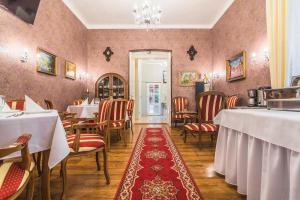 3 hvězdičkový penzion CenterCity Apartments Prešov Slovensko