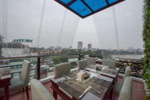 Splendid Hotel & Spa, Hotely  Hanoj - big - 21