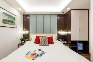 Splendid Hotel & Spa, Hotely  Hanoj - big - 59