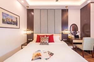 Splendid Hotel & Spa, Hotely  Hanoj - big - 6