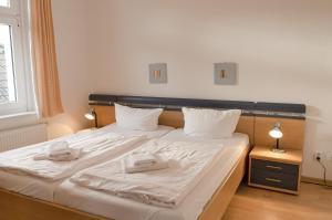 Villa Meeresgruss, Appartamenti  Ostseebad Sellin - big - 21