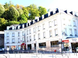 Hotel The Originals Poitiers Continental