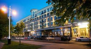 "Tom River Plaza Hotel - Pod""yakovo"