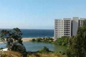 Departamento Papudo Laguna, vista estero y mar, Ferienwohnungen  Papudo - big - 4