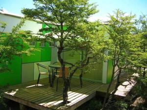 Cabañas Ecobox Andino - Hotel - Las Trancas