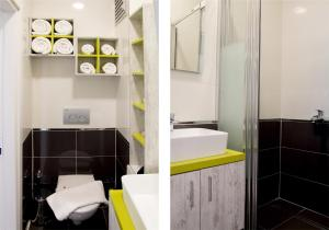 Zin D Home Dudullu Suits, Aparthotels  Istanbul - big - 22