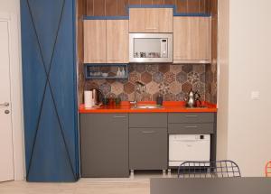 Zin D Home Dudullu Suits, Aparthotels  Istanbul - big - 21
