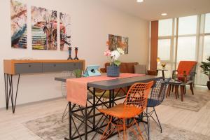 Zin D Home Dudullu Suits, Aparthotels  Istanbul - big - 35