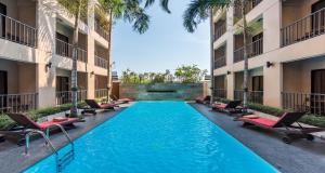 The Cottage Suvarnabhumi, Hotels  Lat Krabang - big - 42