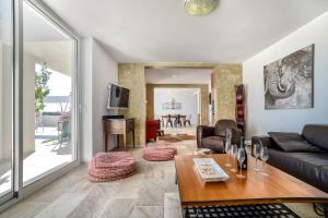 Villa Royale, Ville  Calpe - big - 27