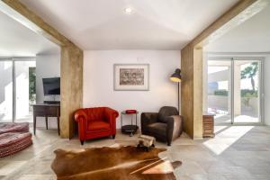 Villa Royale, Ville  Calpe - big - 20