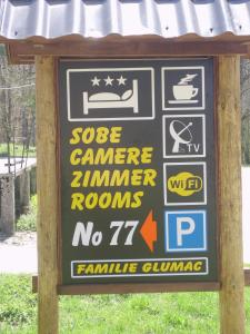 Rooms Family Glumac, Penzióny  Jezerce - big - 37