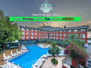 Отель Asdem Park, Кемер