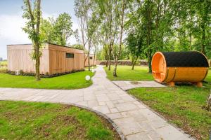 Tinwood Estate Vineyard Lodges..