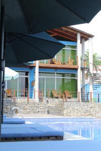 Kayu Resort & Restaurant, Отели  Эль-Сунсаль - big - 58