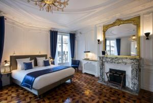 Vestay george v h tel paris avec chambres familiales - Hotel georges v paris prix chambre ...
