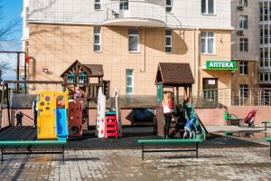 Apartment Solnechnyj gorod, Appartamenti  Adler - big - 34