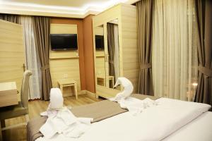 Al Khaleej, Апарт-отели  Стамбул - big - 46