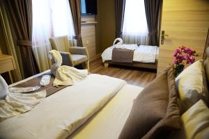 Al Khaleej, Апарт-отели  Стамбул - big - 41