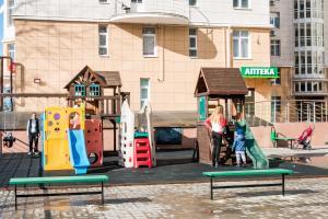 Apartment Solnechnyj gorod, Appartamenti  Adler - big - 35