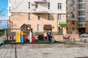 Apartment Solnechnyj gorod, Appartamenti  Adler - big - 41
