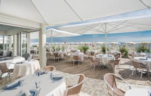 Hotel Le Palme - Premier Resort, Отели  Морской Милан - big - 64