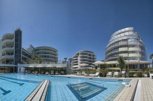 Hotel Le Palme - Premier Resort, Отели  Морской Милан - big - 63