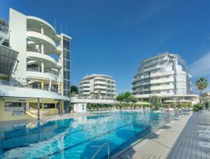 Hotel Le Palme - Premier Resort, Szállodák  Milano Marittima - big - 65