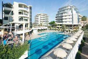 Hotel Le Palme - Premier Resort, Отели  Морской Милан - big - 66