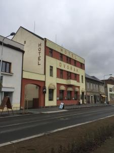 Albergues - Hotel Dvorak