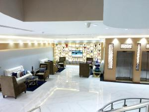 Burj Al Hayat Furnished suites-Al Mallaz - Riyadh