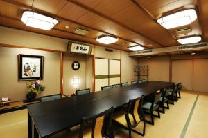 Hotel Yoshida, Рёканы  Майдзуру - big - 8