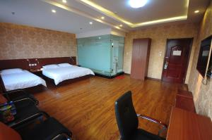 Richmond Hotel, Hotely  Čchin-chuang-tao - big - 24