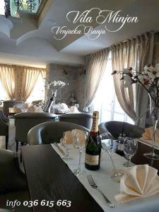 Luxury Rooms Minjon, Bed & Breakfasts  Vrnjačka Banja - big - 26