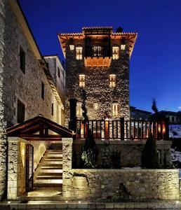 Hostels e Albergues - Petrinos Pyrgos