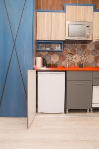 Zin D Home Dudullu Suits, Aparthotels  Istanbul - big - 9