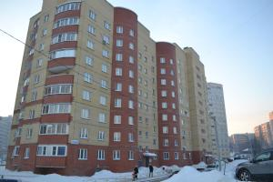 Apartment on Surikhova 52 - Saunichi