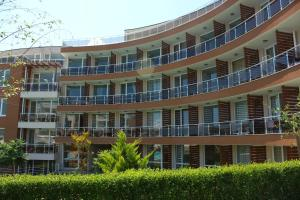 Apartments in Sunny Island Complex, Apartmánové hotely  Chernomorets - big - 83