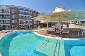 Apartments in Sunny Island Complex, Apartmánové hotely  Chernomorets - big - 53