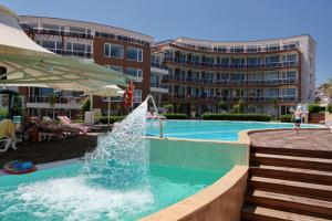 Apartments in Sunny Island Complex, Apartmánové hotely  Chernomorets - big - 62