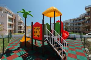 Apartments in Sunny Island Complex, Apartmánové hotely  Chernomorets - big - 59