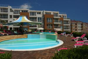 Apartments in Sunny Island Complex, Apartmánové hotely  Chernomorets - big - 61