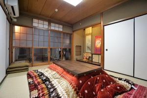 Villa Kyoto Saiin, Penziony  Kjóto - big - 38