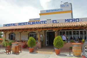 Hostal Cafeteria El Mero