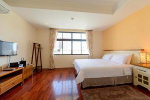 Warm House B&B, Ubytování v soukromí  Tchaj-tung - big - 96