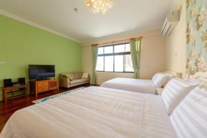 Warm House B&B, Ubytování v soukromí  Tchaj-tung - big - 78