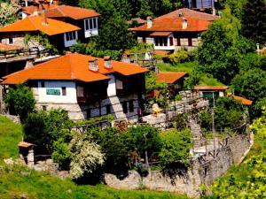 Hostels e Albergues - Feggaropetra Inn Magic Mountain House