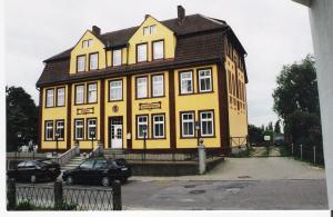 Hotel Gesellschaftshaus - Bergen auf Rügen