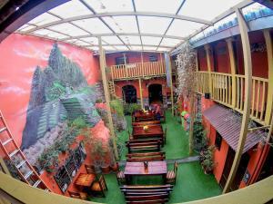 Ecopackers Hostels, Hostelek  Cuzco - big - 35