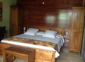 Chez Dolores, Bed & Breakfast  Le Bois de Nèfles - big - 35